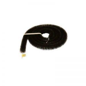 1x 4m x 50mm (5,1cm) Hérisson brosse pour gouttière/Garde/gouttières pour les petites serres et abris pour pour 4m de la marque Truly PVC Supplies image 0 produit