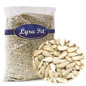 10kg de tournesol pelées Litière mangeoires pour oiseaux sauvages récolte 2016 de la marque Lyra image 0 produit