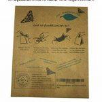 3–6ST. De mites alimentaire Fallen–écologique, non toxiques et efficace phéromones cas 6 Mehrfarbig de la marque Mr. Insektenfrei image 2 produit