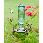 ABREUVOIR pour 8108–2Vert antique Bouteille 283,5gram en verre Hummingbird Feeder de la marque Perky Pet image 3 produit