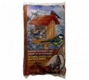 Agrobiothers Nourriture Arachides Décortiquées pour Oiseaux et Animaux Sauvages 700 G de la marque Agrobiothers image 0 produit