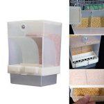 Alimentateur automatique de perroquet, mangeur d'oiseau de No-Mess, récipient de nourriture pour la perruque Cockatiel de canari de canne de la marque webeauty image 3 produit