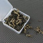 Aneco 30Ensembles antique droite Loquet Crochet Loquet Bois Boîte à bijoux Moraillon Catch Décoration avec vis de remplacement, Bronze Tone de la marque Aneco image 3 produit