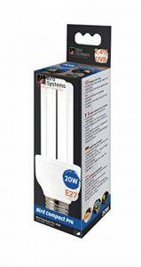 Bird Systems Lampe Compact Pro 2,4% UVB pour Oiseau/Animal Sauvage 20 W de la marque Bird Systems image 0 produit