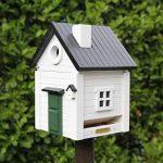Blanc Cottage Plus Multiholk Mangeoire à oiseaux mural arbre &ou sur pied de la marque The Present Store image 1 produit