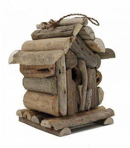 Bois Flottant Nichoir / Nichoir / Maison D'oiseau(5546) de la marque Giftworks image 0 produit
