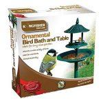 Bonnington Plastics Kingfisher BB01 bain d'oiseaux décoratif et table pour oiseau de la marque Bonnington Plastics image 1 produit