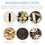 boîte à insectes en bois TOP 14 image 4 produit