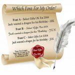Cage à oiseaux Canaries Gold-tone de manchette argent gravé Collier Cadeau de la marque Select Gifts image 3 produit