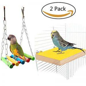cage oiseaux en bois TOP 6 image 0 produit
