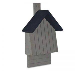 CKB Ltd® Bat House Nesting Box Nichoir de chauves-souris En bois de pin Abri de la faune hôtel à chauve-souris, nid à chauve-souris de la marque CKB image 0 produit