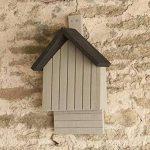CKB Ltd® Bat House Nesting Box Nichoir de chauves-souris En bois de pin Abri de la faune hôtel à chauve-souris, nid à chauve-souris de la marque CKB image 2 produit