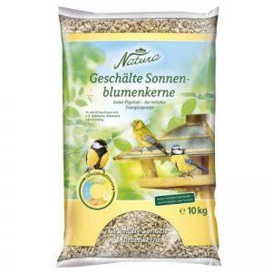 Dehner Natura Sac de graines de tournesol décortiquées 10kg de la marque Dehner image 0 produit