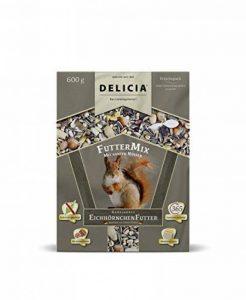 Delicia écureuil Doublure Mix 3* 600g de la marque schalenloses Futter image 0 produit