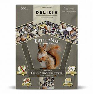 Delicia écureuil Doublure Mix 600g. de la marque Delicia image 0 produit