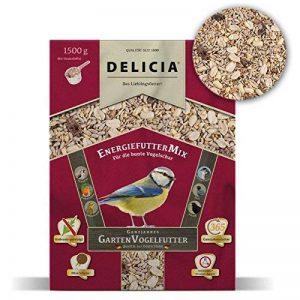 Delicia Doublure Doublure énergie Mix d'Hiver pour oiseaux sauvages, 1,5kg de la marque Delicia image 0 produit