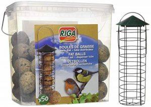 distributeur de graines pour oiseaux de la nature TOP 6 image 0 produit