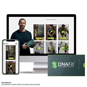 Dnafit Fitness Diet Pro–DNA Based Fitness et Programme minceur. Une méthode Unique, personnalisé d'exercices et Living vous permettant de nourrir votre Nature. Une approche sur mesure au Fitness et gestion du poids vous permettant d'Exploiter image 0 produit
