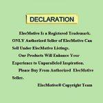 ElecMotive 24 Pièces 3D Papillons Papiers Décoration pour décoration de Maison et de Pièce, Stickers Muraux, 2 Couleurs de la marque ElecMotive image 6 produit