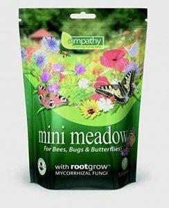 Empathy Mini Meadow de graines de fleurs avec Rootgrow 1kg 3m² de la marque Empathy image 0 produit