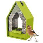 Emsa Mangeoire pour oiseaux silo, pour kleinsingv ögel, de toute l'année utilisation, maison de campagne de la marque Emsa image 1 produit