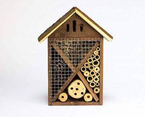 En bois Inscription Garden Hôtel à insectes/House nid. de la marque Westwoods image 0 produit