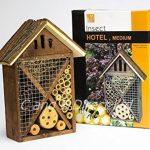 En bois Inscription Garden Hôtel à insectes/House nid. de la marque Westwoods image 1 produit