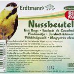 Erdtmanns Cacahuètes pour Oiseaux 4 Sachets Taille XXL de la marque Erdtmanns image 1 produit