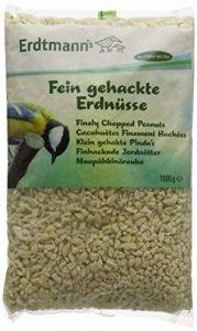 Erdtmanns Cacahuète Onement Hachées pour Oiseaux 1 Kg de la marque Erdtmanns image 0 produit