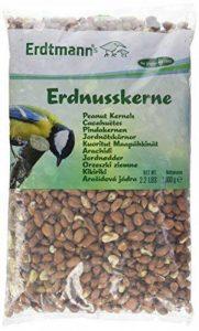 Erdtmanns Cacahuète pour Oiseaux 1 Kg de la marque Erdtmanns image 0 produit