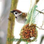 Erdtmanns Chaîne de Cacahuètes/Concassées pour Oiseaux 4 Sachets Cacahuètes de la marque Erdtmanns image 3 produit
