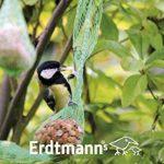 Erdtmanns Chaîne de Nourriture 4 Boules de Graisse/2 Sachets de Cacahuètes/2 Sachets de Graines de Tournesols pour Oiseaux de la marque Erdtmanns image 3 produit