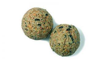 Erdtmanns Seau 50 Boules de Graisse sans Filets pour Oiseaux de la marque Erdtmanns image 0 produit