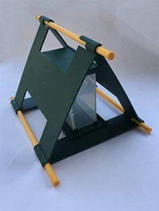 ERRO-Design GmbH Boîte en plastique pour oiseaux–Mangeoire pour oiseaux, Accessoires de jardin en plastique de la marque ERRO-Design GmbH image 0 produit