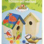 esschert Design KG145 Nichoir à oiseaux Bois à peindre de la marque esschert image 2 produit