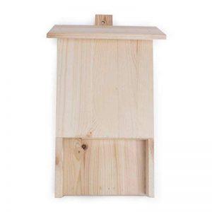 Fait à la main Maison de batte en bois Nichoir/à suspendre chauve-souris Maison/haute 40cm X Largeur 26cm X Profondeur 6cm de la marque SEARCHBOX image 0 produit