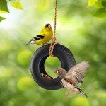 Fred & Friends Swing time Pneu balançoire pour oiseaux de la marque Fred and Friends image 1 produit
