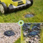 GARD & ROCK - BASE D'ANCRAGE en aluminium, affleurant le sol - Multi-terrains à visser ou à sceller - Quick Fixation System de la marque GARD & ROCK image 2 produit