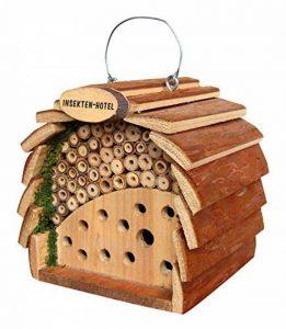 Gardigo Hôtel à insectes pour abeilles & coccinelle naturholzfarben de la marque Gardigo image 0 produit