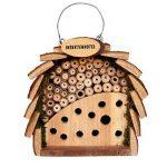Gardigo Hôtel à insectes pour abeilles & coccinelle naturholzfarben de la marque Gardigo image 1 produit