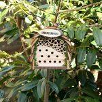 Gardigo Hôtel à insectes pour abeilles & coccinelle naturholzfarben de la marque Gardigo image 4 produit