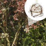 Gardigo Ouate pour nid d'oiseaux Pour la construction du nid et l'aménagement du nichoir Coton de la marque Gardigo image 3 produit