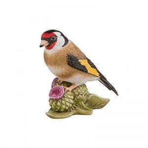 Goebel Chardonneret Elégant, Oiseau de l'année 2016, Décoration, Porcelaine à Pâte Dure, Porcelaine, 38473131 de la marque Goebel image 0 produit