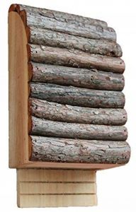 Greenkey 695 Medium Bat Box – Bois naturel de la marque Greenkey image 0 produit