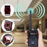 Hangang Super anti Bug de signal RF détecteur pour appareil photo GPS [Version avancée] Dooreemee GPS Tracker Caméra sans fil d'amplification de très haute sensibilité GSM périphérique Finder à main levée de la marque HANGANG image 1 produit