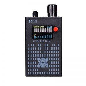 Hangang Super anti Bug de signal RF détecteur pour appareil photo GPS [Version avancée] Dooreemee GPS Tracker Caméra sans fil d'amplification de très haute sensibilité GSM périphérique Finder à main levée de la marque HANGANG image 0 produit