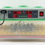 HeuSa Tech Incubateur BKPro-Q + Abreuvoir et mangeoire Automatique, 132 Oeufs de caille, la Machine à couver éleveur de la marque HeuSa Tech image 1 produit