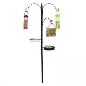 Kingfisher Station mangeoire pour oiseaux de la marque Bonnington-Plastics image 0 produit