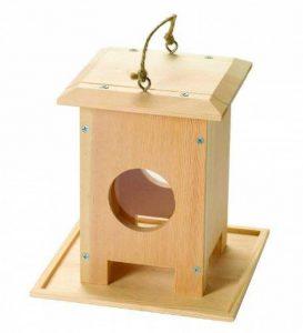 kit mangeoire oiseaux bois TOP 1 image 0 produit