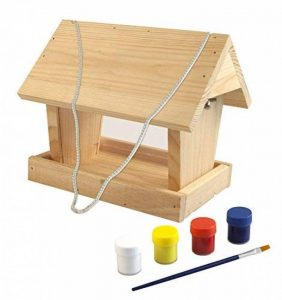 kit mangeoire oiseaux bois TOP 9 image 0 produit